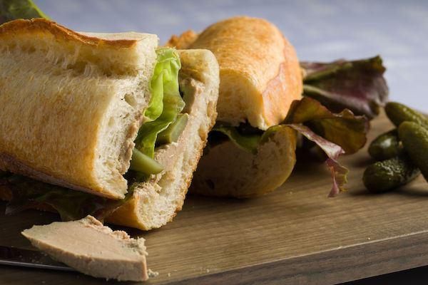 Pâté Sandwich 01