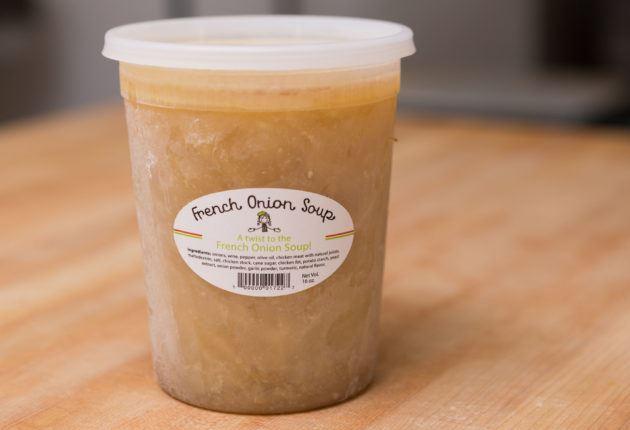 French onion soup 32oz