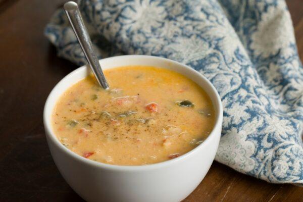 Cream of Chicken Soup 01 (Copy)