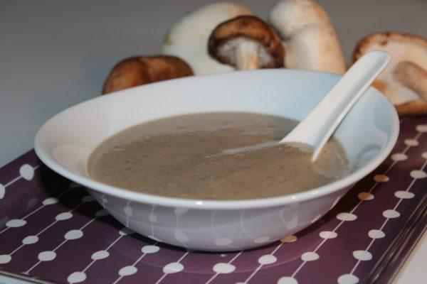 Cream of Mushroom Soup 01 (Copy)