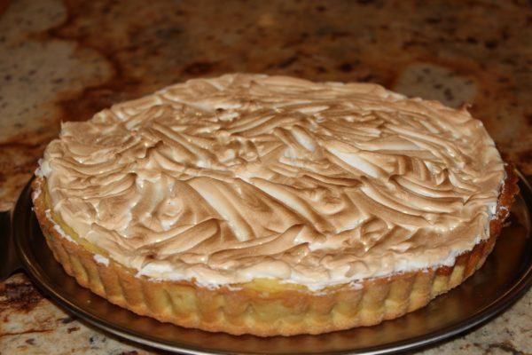 Lemon meringue tart (Copy)
