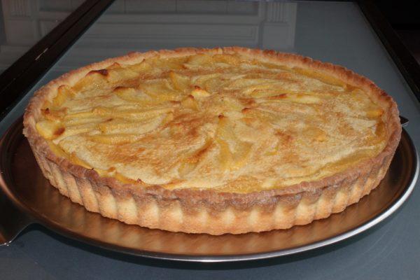 Normandy apple tart (Copy)