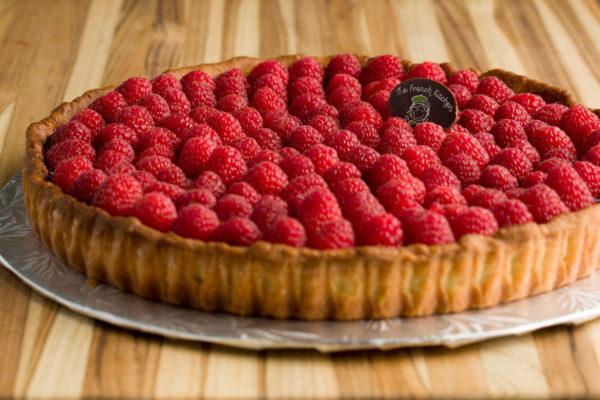 Raspberry Tart L 01