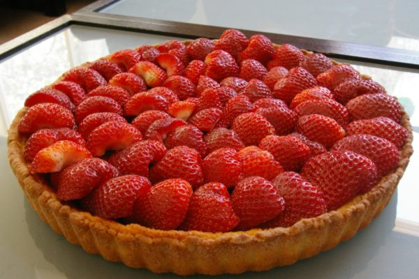 Strawberry tart (Copy)