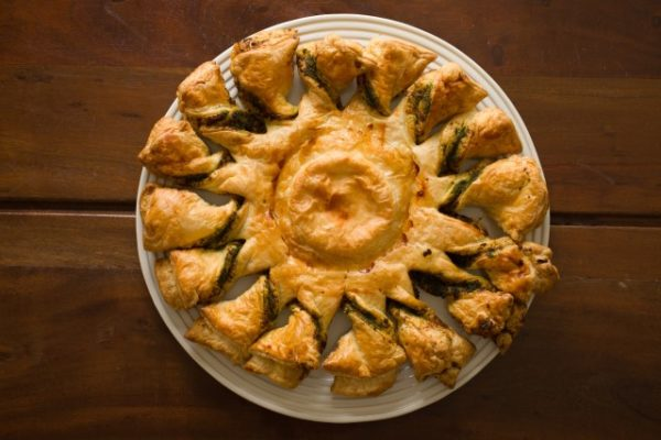 Brie & Pesto Tart 01 (Copy)