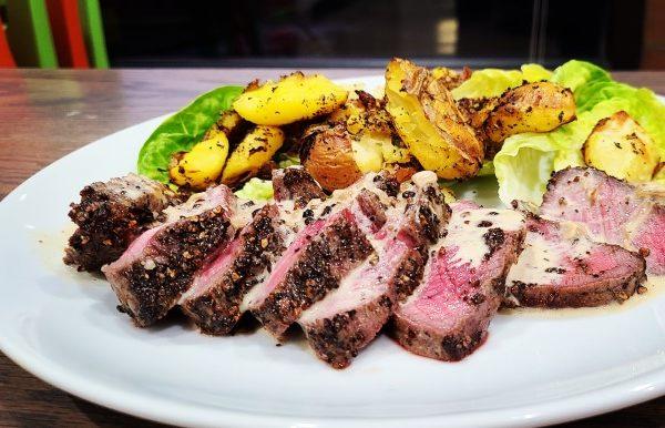 Steak Au Poivre 01 (Copy)