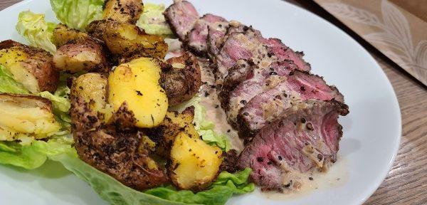 Steak Au Poivre 02 (Copy)