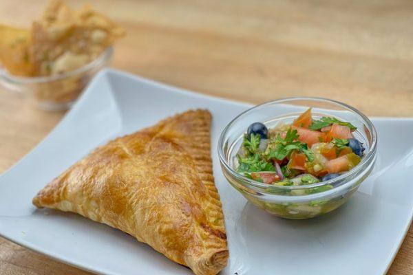Beef Empanada & Blueberry Salsa 02 (Copy)