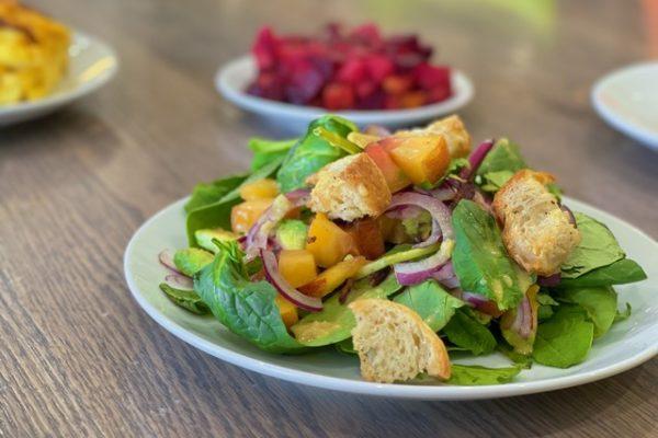 Salad w Bacon Vinaigrette 01 (Copy)